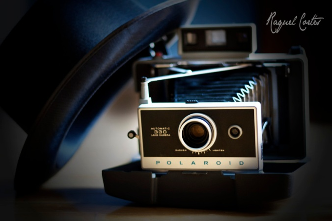 Polaroid 330 Land Camera