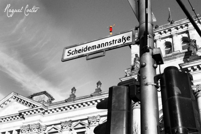 Scheidemannstrasse